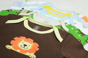 半袖5枚組半袖4枚組長袖4枚組セットボディスーツロンパースアウトレット男の子肌着下着出産祝いヤマト「ネコポス」可