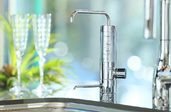 ◆2020年3月新発売◆三菱ケミカル アルカリイオン整水器 AL800 クリンスイ 浄水カートリッジUHC3000付属