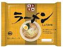 サンサス きねうち ラーメンしょうゆ味 スープ付き 20食(2食入り×10)【北海道小麦粉100%使用】 1