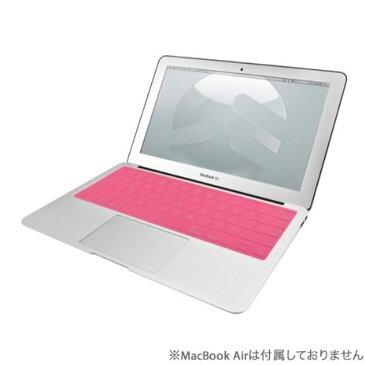 キーボードカバー MacBook Air 11 2012 2011 SwitchEasy ピンク プロテクトカバー マイクロファイバー製クリーニングクロス SafeKeys US KEYBOARD LAYOUT Pink