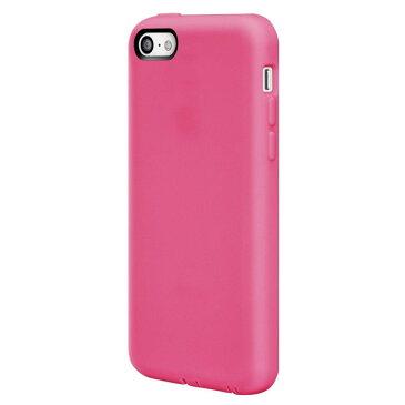 スマホケース カバー iPhone5c SwitchEasy ホットピンク ピンク ジャケット ソフト スクリーン保護フィルム マイクロファイバークロス NUMBERS SW-NRI5C-P
