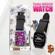 ファンキージャグラー 腕時計 レディース メンズ キッズ ジャグラー グッズ 時計 ウォッチ かわいい フランク三浦 アクセサリー コラボ商品 キャラクター