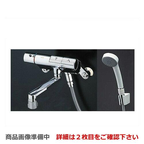 TMN40TE TOTO浴室水栓サーモスタットシャワー金具(壁付きタイプ)タッチスイッチ水栓シャワーヘッド:エアイン シールテ
