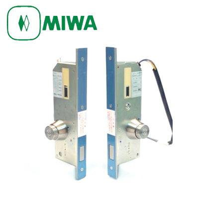 MIWA(美和ロック) AL3M-4 本締 電気錠 交換セット両面シリンダー:スマプロ