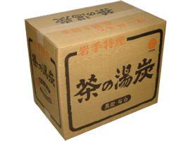 岩手産 茶ノ湯炭(10kg)