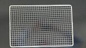 使い捨て【1箱/10枚入り】角アミ(26×39)(七輪・バーベキュー・焼肉用焼き網)