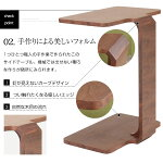 木製テーブルテーブルtableセンターテーブル折れ脚テーブル天然木ウォールナット製折りたたみリビングテーブルローテーブル