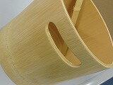 竹製アイスペール氷入れ竹トングセットろくろ仕上げ 竹炭5枚付