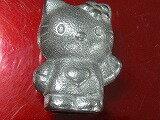 鉄分補給 鉄Kittyなすの色付け、黒豆の色つけ、鉄分補給可愛い鉄のKitty。お茶を沸かす時、ヤカンに入れてどうぞ!