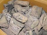 上土佐備長炭1級12kgx2−−24kg1送料、フリーサイズ、馬目樫備長炭、リーズナブル、5〜10cm位  備長炭生産地として有名な、土佐の高知の最高品質、最高級の備長炭です。非常に人気があり、火持ちも良く、弾きも少ないです。