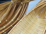 竹、白船大、34x13cm10ケ青笹バラン100枚セット販売、竹炭浄水炭20枚付お刺身、天婦羅に竹素材を活かした日本を感じる温かみのある皿です。和洋食どちらにも使っていただけます。バランと一緒にどうぞ!