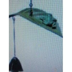 Nanbu Tetsudo Wind Bell Коноха Лягушка OIGEN Чистая вода Бамбук Древесный уголь 5 штук