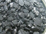 加熱活性炭500g 不折袋3枚 木綿袋1枚 竹炭5枚付
