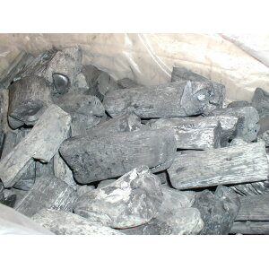 Bincho charcoal large 15kg Hard white charcoal charcoal-baked craft selection