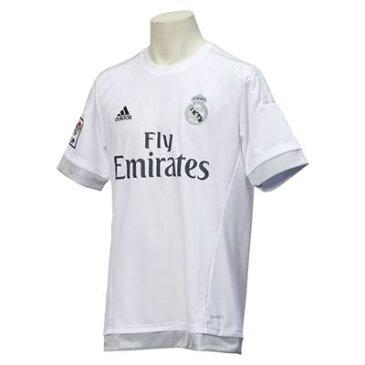 アディダス 2015-16 S12652 JOG85 レアル マドリード ホーム レプリカ ユニフォーム ゲームシャツ