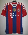 アディダス 2014−15 S86766 GZE71 バイエルンミュンヘン ホーム レプリカ ゲームシャツ 半袖 ジュニア キッズ
