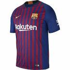 ナイキ 2018-19 NIKE-894430-456 FCB バルセロナ ゲーム シャツ ホーム 半袖