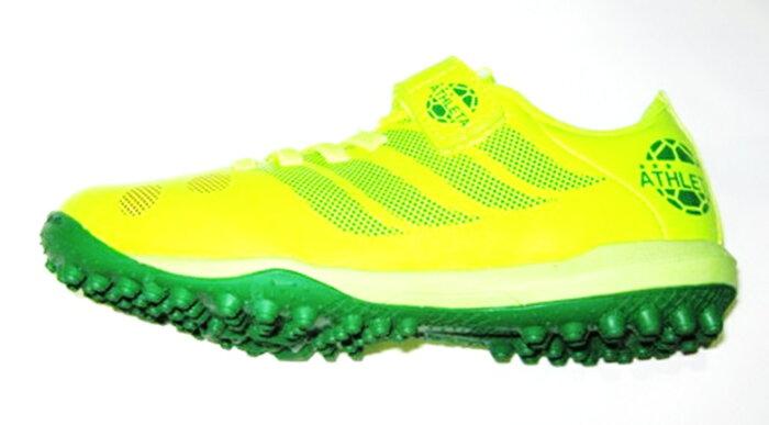 アスレタ 2019FW  STYLE-21005J-FYEL CDB TREINAMENTO VELCRO T0 ジュニア キッズ トレーニング シューズ トレシュー 運動 くつ 靴