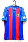 ナイキ 2016-17 NIKE-776850-481 バルセロナ FCB DF ホーム ジャージ ゲーム シャツ 半袖