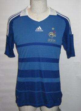 2009フランスホームレプリカジャージーワールドカップ優勝10周年記念モデル