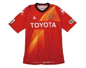 ルコック 2013SS グランパスH/Sレプリカシャツ QH-74213GR-RED