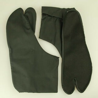 雪駄(せった)用黒カラス足袋22.0cm〜26.0cm