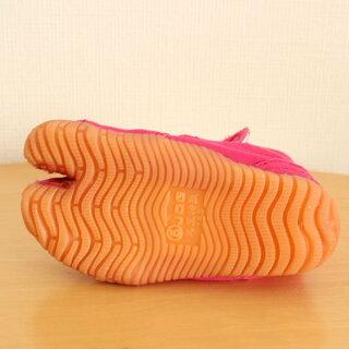 祭り用品assabootsめキッズ(ピンク・桃色)13.0cm〜22.0cm