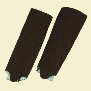 <メール便対象>お祭り用品脚絆(きゃはん)藍染小・中・大・特大