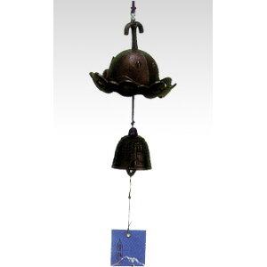 [cadeau facile _ emballage] [cadeau facile _ carnet d'adresses] Nanbu Tekki baleine carillon éolien [sans argent]