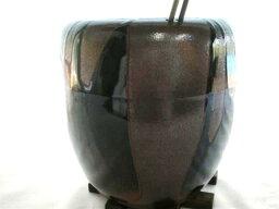 信楽焼 手炙り火鉢 P7437