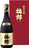 ●梅錦●純米大吟醸 赤箱720ML
