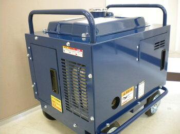 エンジン式高圧洗浄機防音型精和産業セイワ【JC-1513DPN】標準セット業務用
