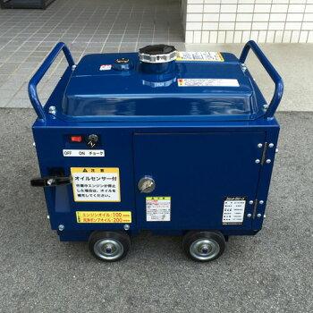 【1月末までのセール価格】エンジン式高圧洗浄機防音型標準セット【JC-1513SLN】【JC-1513SLI後継品】(アンローダー内蔵型)精和産業セイワ業務用