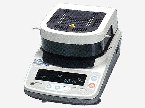 サンコウ電子 加熱乾燥式水分計 ハロゲンランプ加熱方式 【MX-50】