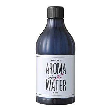 ◆激安【AROMA WATER】加湿器用アロマ◆デイリーアロマジャパン アロマウォーター<サクラの香り>350ml◆