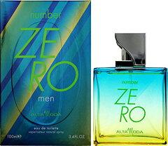 ◆激安【並行輸入品】メンズ香水◆アルタモーダ ナンバーゼロ メン オードトワレEDT 100ml◆