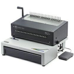 アコ・ブランズ・ジャパン 製本機 コームバインドC800pro GCBC800 【プラスチックリングバインド式】