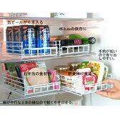 [えつこのクールっこ 3個組] 収納 冷蔵庫内 調味料類 離乳食 お菓子類入れ ホワイト 日本製