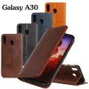 Galaxy A30手帳型ケース カード収納 マグネット式 SCV43カバー 手帳 横開き スマホカバー PU 人気 galaxy A30ケース 二つ折り 磁石 SCV43カバー おしゃれ 薄型
