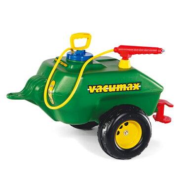ロリートイズ rolly toys trailer(トレーラー) バキュマックス 122868 【あす楽対応】 子供 室内 乗り物 おもちゃ 車 乗れる 1歳 2歳 3歳 車のおもちゃ乗り物 乗用 屋外 足けり 誕生日プレゼント 誕生日 女の子 男の子 女 男