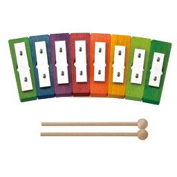 リズム 音楽 12ヵ月 学習トイ デコア レインボーグロッケン・ダイヤ8音 DE5780 送料無料 知育玩具 出産祝い 楽器玩具 おもちゃ 知育玩具 新生児 0歳 1歳 1歳半 2歳 3歳 4歳 一歳 クリスマスプレゼント 子供 男の子 女の子 誕生日プレゼント