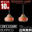 ブナコ BUNACO ペンダントランプ BL-P642 送料無料