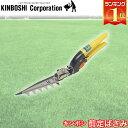 キンボシ ゴールデンスター これが日本の芝生鋏 レーキ付 2...