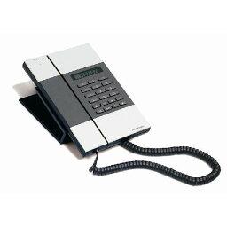 ヤコブ・イェンセン T-3 デザイン電話機 シルバー JJN010010 【あす楽対応】 送料無料