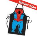 着るだけでスパイダーマンになれる楽しいエプロン!スパイダーマンエプロン ICU-09937-A 02P11F...