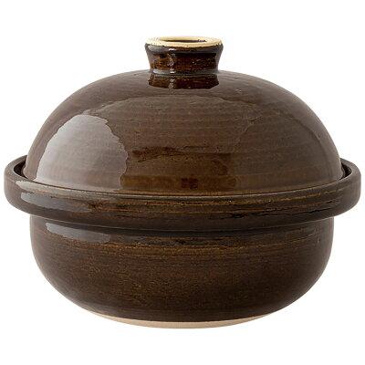 長谷園伊賀焼卓上燻製器いぶしぎん(小)CT-43