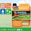 芝生 肥料 シバキープ シャワー液肥 5L 4903471100551 【あす楽対応】