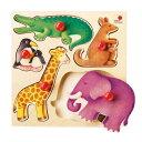 セレクタ グライフパズル・動物 SE62046 知育玩具 SELECTA 赤ちゃん ベビー 出産祝い おもちゃ 0歳 1歳 1歳半 2歳 女の子 男の子