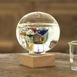 ガラスフロート温度計ドーム L 333-210 ギフト 贈り物 内祝い ギフト プレゼント お返し お歳暮 お中元 090-W032