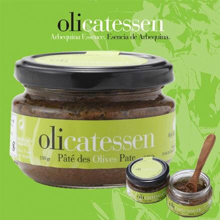 Olicatessen(オリカテセン)『オリーブパテ』